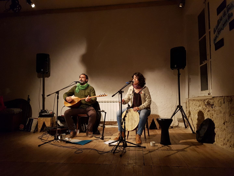 Duo Achik - Chanson turco-palestinienne